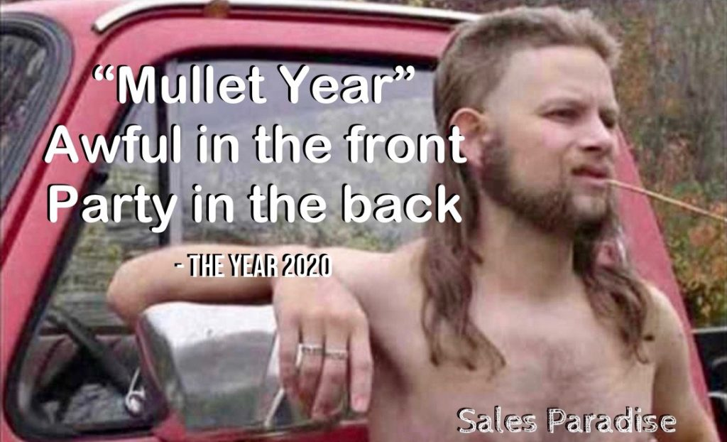 Mullet Year 2020